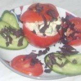 Як приготувати томати фаршировані - рецепт