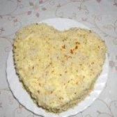 Як приготувати торт з ківі і апельсином - рецепт