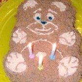 Як приготувати торт шоколадний ведмедик - рецепт