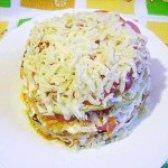 Як приготувати тортик з кабачка - рецепт
