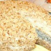 Як приготувати тришаровий тортик - рецепт