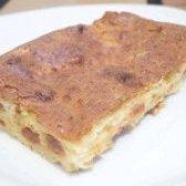 Як приготувати сирну запіканку з родзинками - рецепт