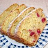 Як приготувати сирний кекс з вишнями - рецепт