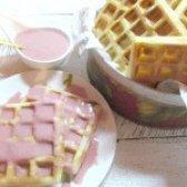 Як приготувати віденські вафлі - рецепт