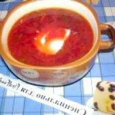 Як приготувати смачний пісний борщ моєї бабусі - рецепт