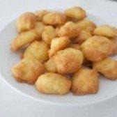 Як приготувати закуску сирні профитроли - рецепт
