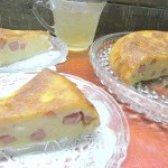 Як приготувати закусочний пиріг в мультиварці - рецепт