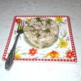 Як приготувати заливне з курки із зеленою цибулею - рецепт