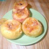 Як приготувати запечені яблука з горіхами - рецепт