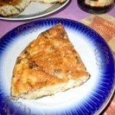 Як приготувати запіканку з сиру і сиру з зеленню - рецепт