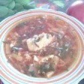 Як приготувати зелений борщ з щавлем і шпинатом - рецепт
