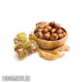 Каштан смажений - калорійність і властивості. користь і шкода смажених каштанів