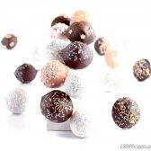 Кейк попс - 3 різні форми