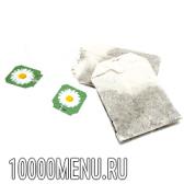 Ромашковий чай в пакетиках і його користь
