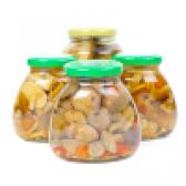 Консервовані гриби. калорійність консервованих грибів