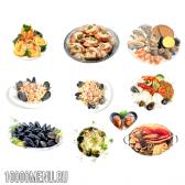 Консервовані морепродукти