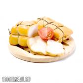 Копчений кальмар. калорійність і користь копченого кальмара