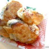 Кулінарний рецепт горбуша в клярі з фото