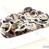 Кулінарний рецепт грузді солоні з овочами з фото