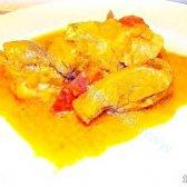 Кулінарний рецепт гуляш з індички з фото
