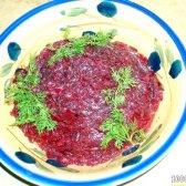Кулінарний рецепт ікра з буряка з фото