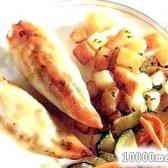 Кулінарний рецепт кальмари фаршировані овочами з фото