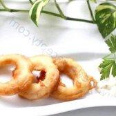 Кулінарний рецепт кільця кальмарів в клярі з фото