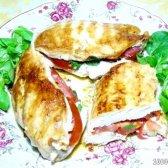 Кулінарний рецепт куряча грудка з помідорами з фото