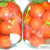 Кулінарний рецепт квашені помідори з фото