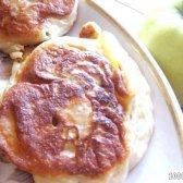 Кулінарний рецепт оладки з яблук з фото