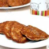 Кулінарний рецепт печінкові оладки з фото