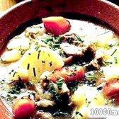 Кулінарний рецепт рагу по-ірландськи з баранини з фото