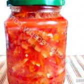 Кулінарний рецепт салат цвітна капуста на зиму з фото