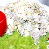 Кулінарний рецепт салат на новий рік 2013 з фото
