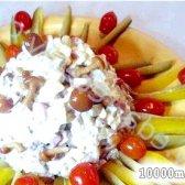 Кулінарний рецепт салат російський хоровод з фото