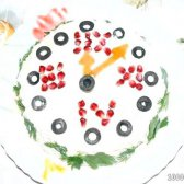 Кулінарний рецепт салат з новим роком з фото