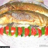 Кулінарний рецепт запечена кефаль з фото