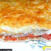 Кулінарний рецепт запіканка з сиром з фото