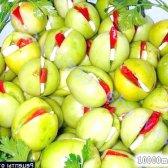 Кулінарний рецепт зелені помідори мариновані з фото