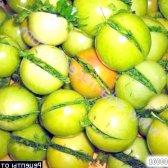 Кулінарний рецепт зелені помідори з часником з фото