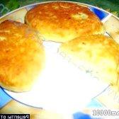 Кулінарний рецепт смажені пиріжки з картоплею з фото