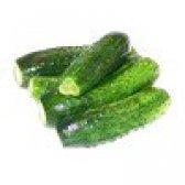 Малосольні огірки. калорійність малосольних огірків