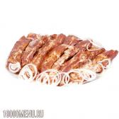 Мариновані свинячі реберця