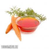 Масло моркви. властивості олії моркви