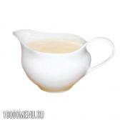 Молочний соус. види і калорійність молочного соусу
