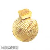 Морозиво крем-брюле. калорійність крем-брюле