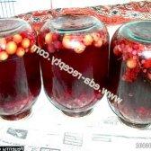 Рецепт компот асорті на зиму без стерилізації з фото