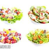 Що таке салат (страва)? види салатів