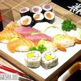 Що таке суші? види суші