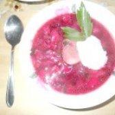 Як приготувати борщ з кабачками - рецепт